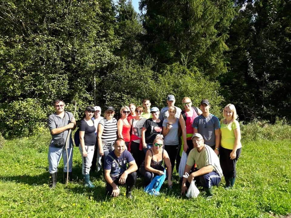 Фізкультурно – спортивні табори для Одеської,  Дніпропетровської та Кіровоградської областей.