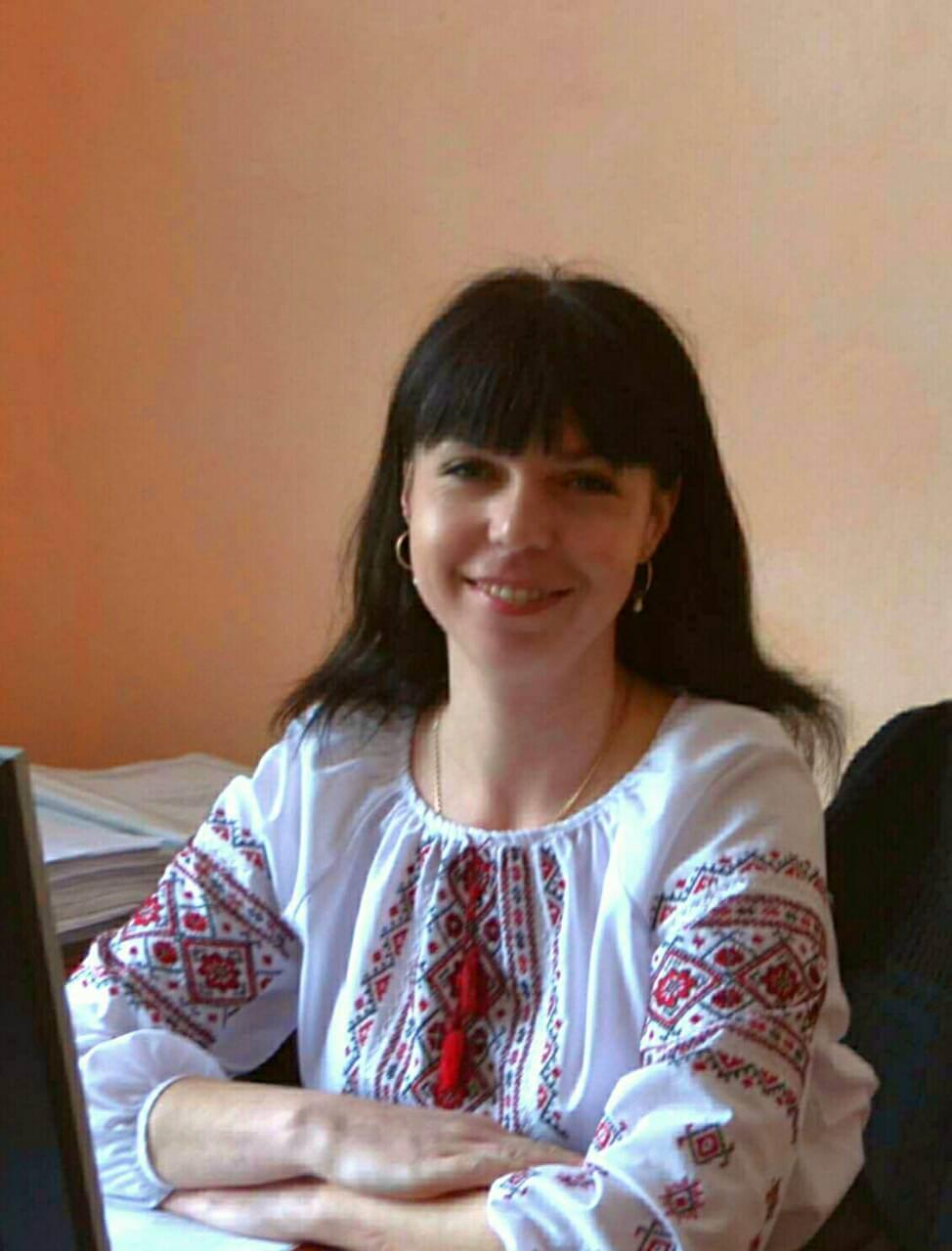Ільницька Марія Євстахівна