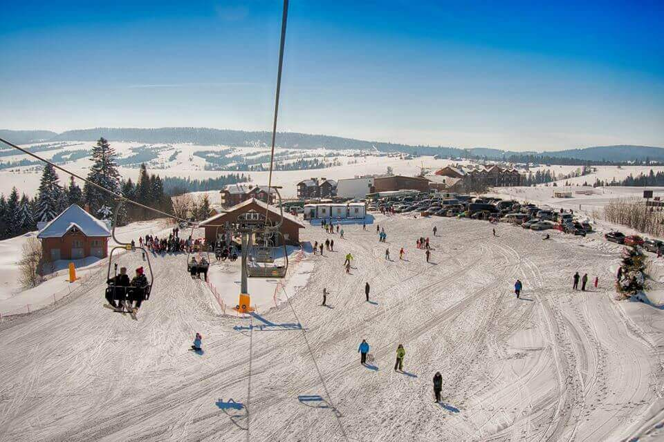 Відкриття сезону, гірськолижне катання