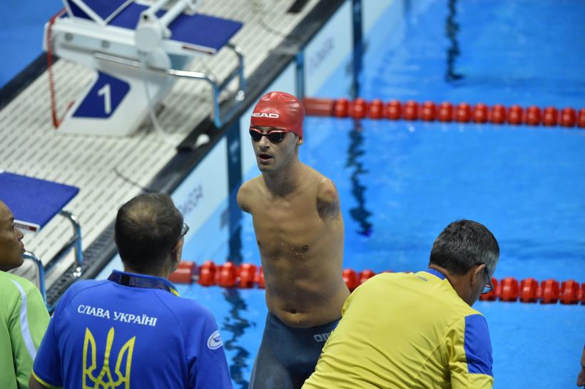 22 медалі українських параплавців на міжнародному турнірі з плавання