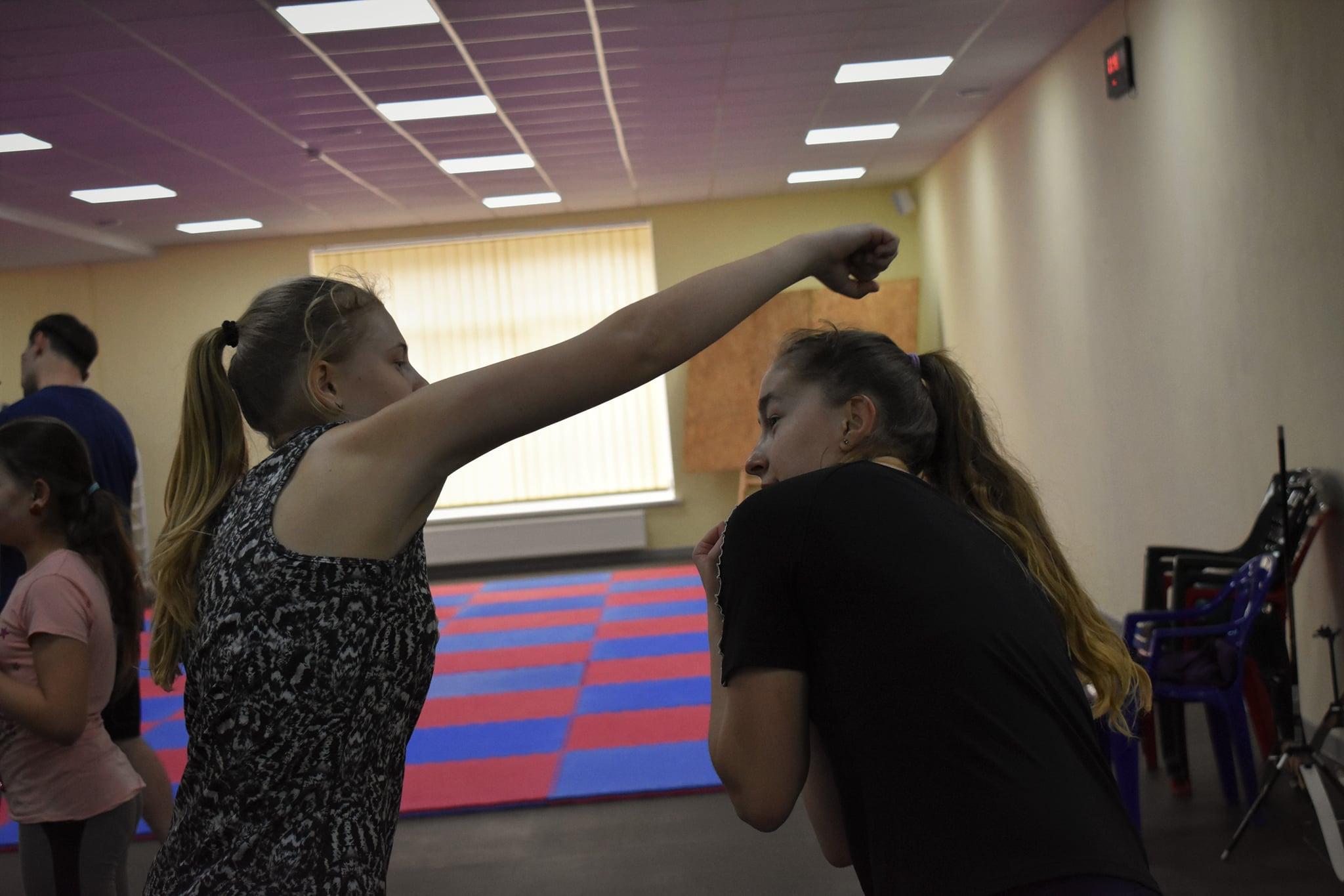 Заняття з боксу – це не лише тренування.