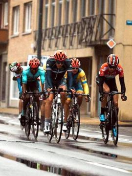 Велосипедисти – зі сріблом міжнародного паралімпійського турніру