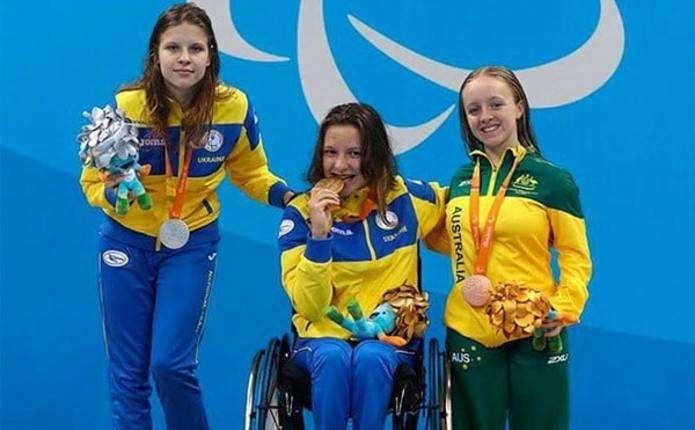 Перші в Європі: паралімпійська збірна з плавання тріумфально повернулася в Україну